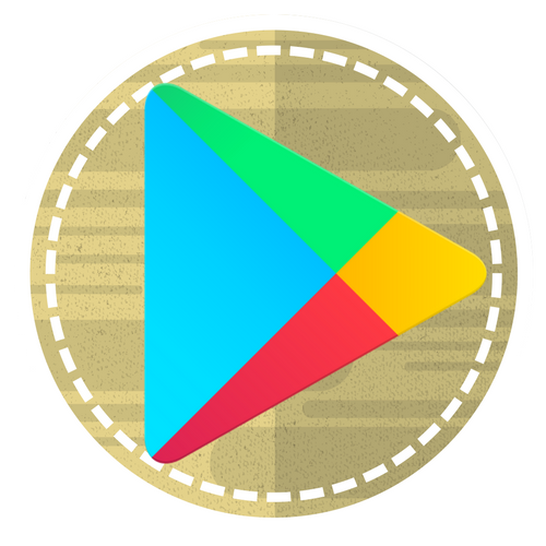 Logo Play Store PNG