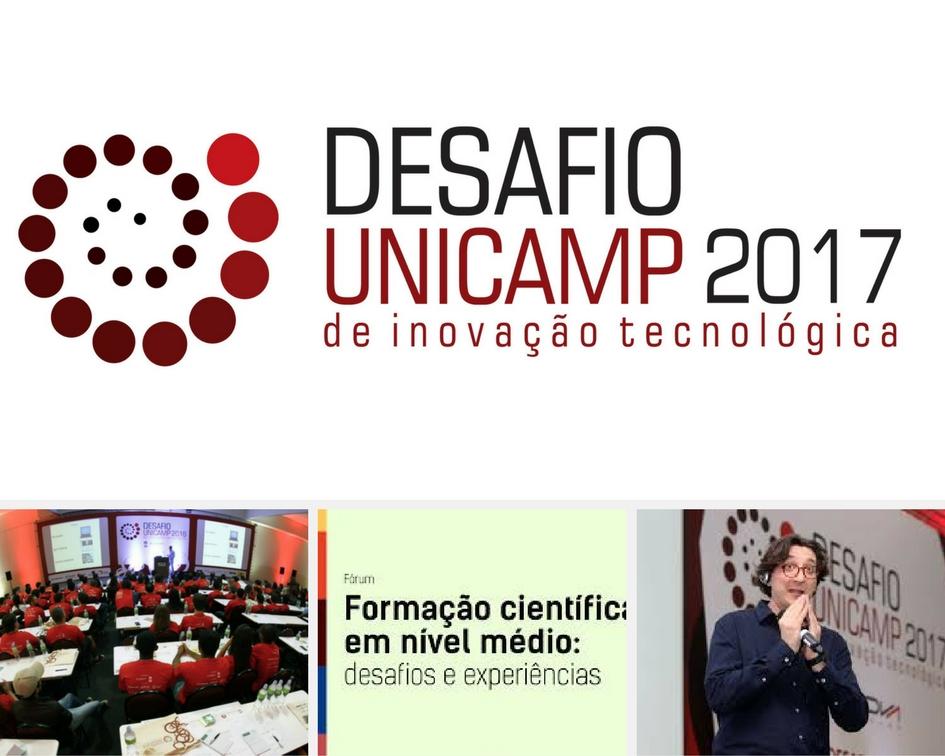 Campinas recebeu Desafio Unicamp de Inovação Tecnológica 2017