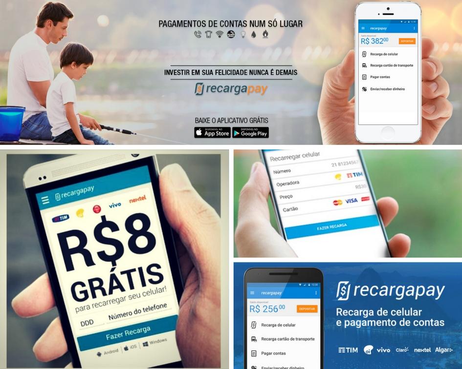Apreda a usar o aplicativo para fazer pagamento de suas contas pelo celular