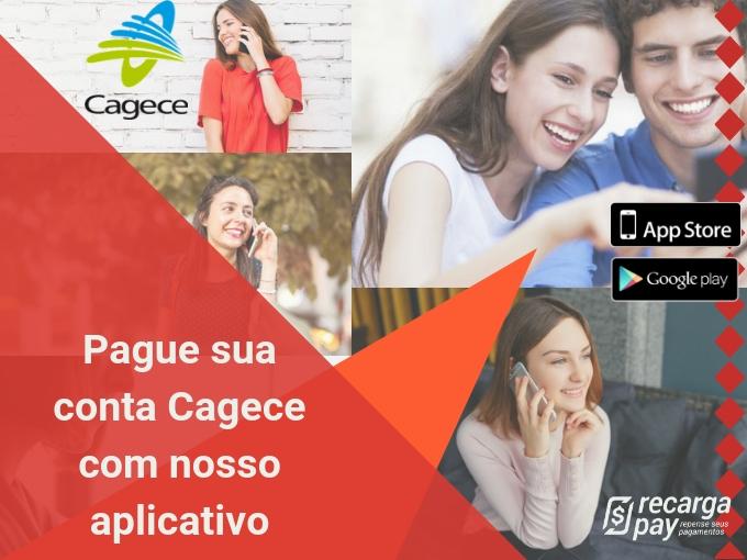 Pague sua conta Cagece com nosso aplicativo