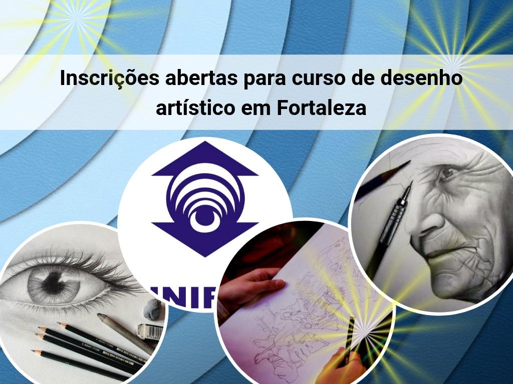 Curso de desenho artístico em Fotaleza