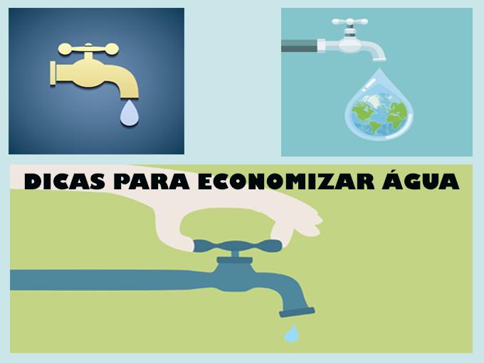 Economizar água
