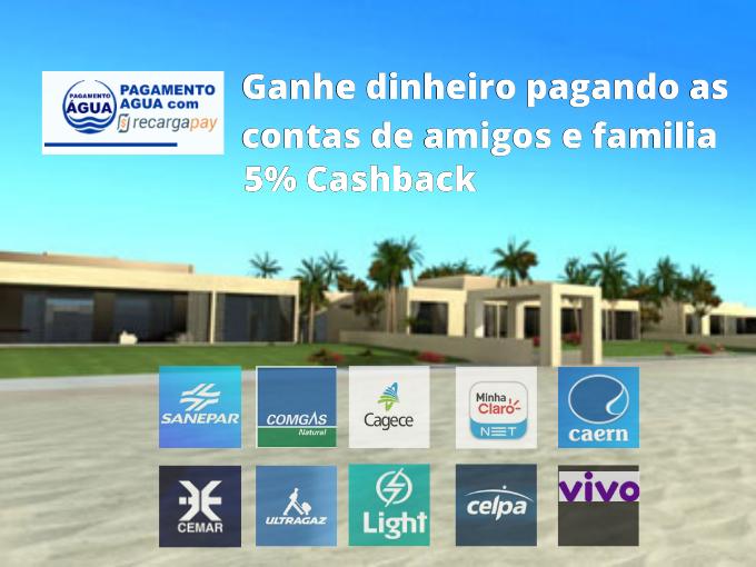 Pague suas contas e ganhe o 5% de cashback (1)
