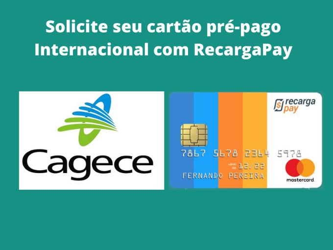 Solicite seu cartão pré-pago Internacional com RecargaPay (1)