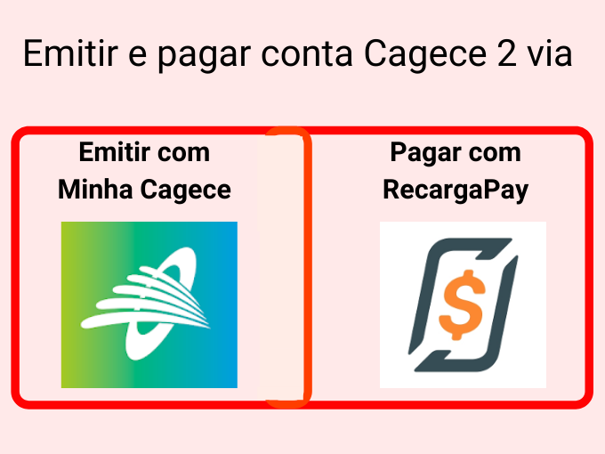 Emitir e pagar conta Cagece 2 via (1)