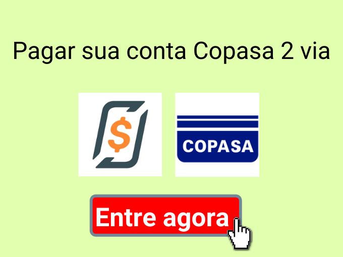 Pagar sua conta Copasa 2 via